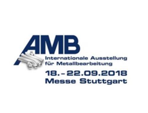 LUBE auf der AMB 2018