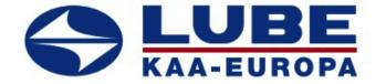 LUBE | KAA-Europa Logo